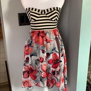 Pretty high low dress